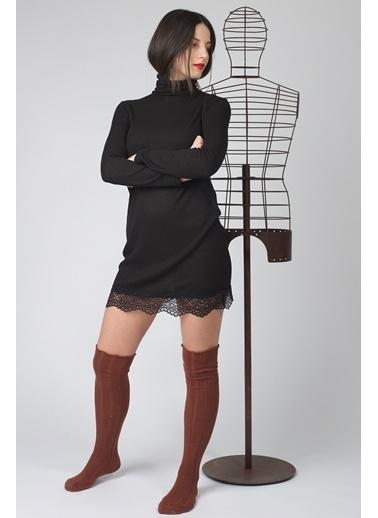 Hays Ev Elbisesi Siyah